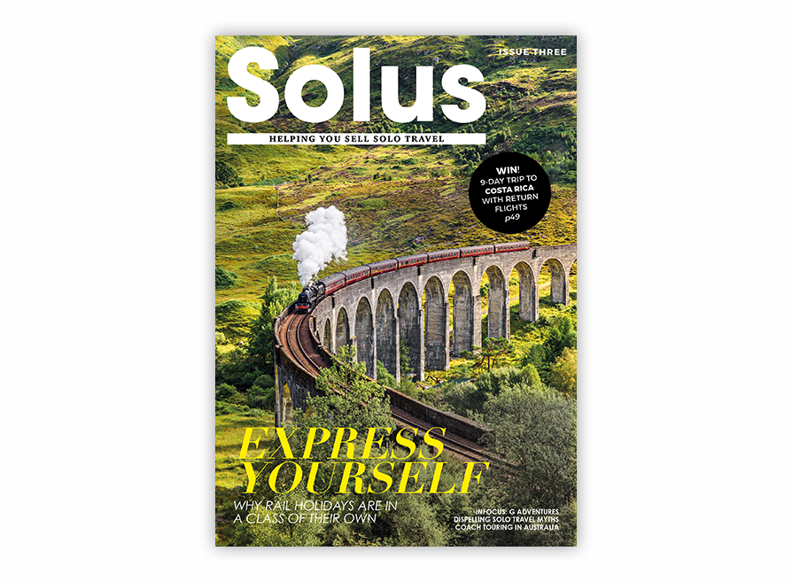 Solus Issue Three