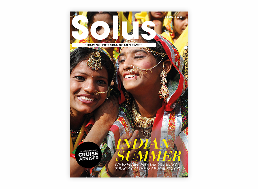 Solus Issue Two